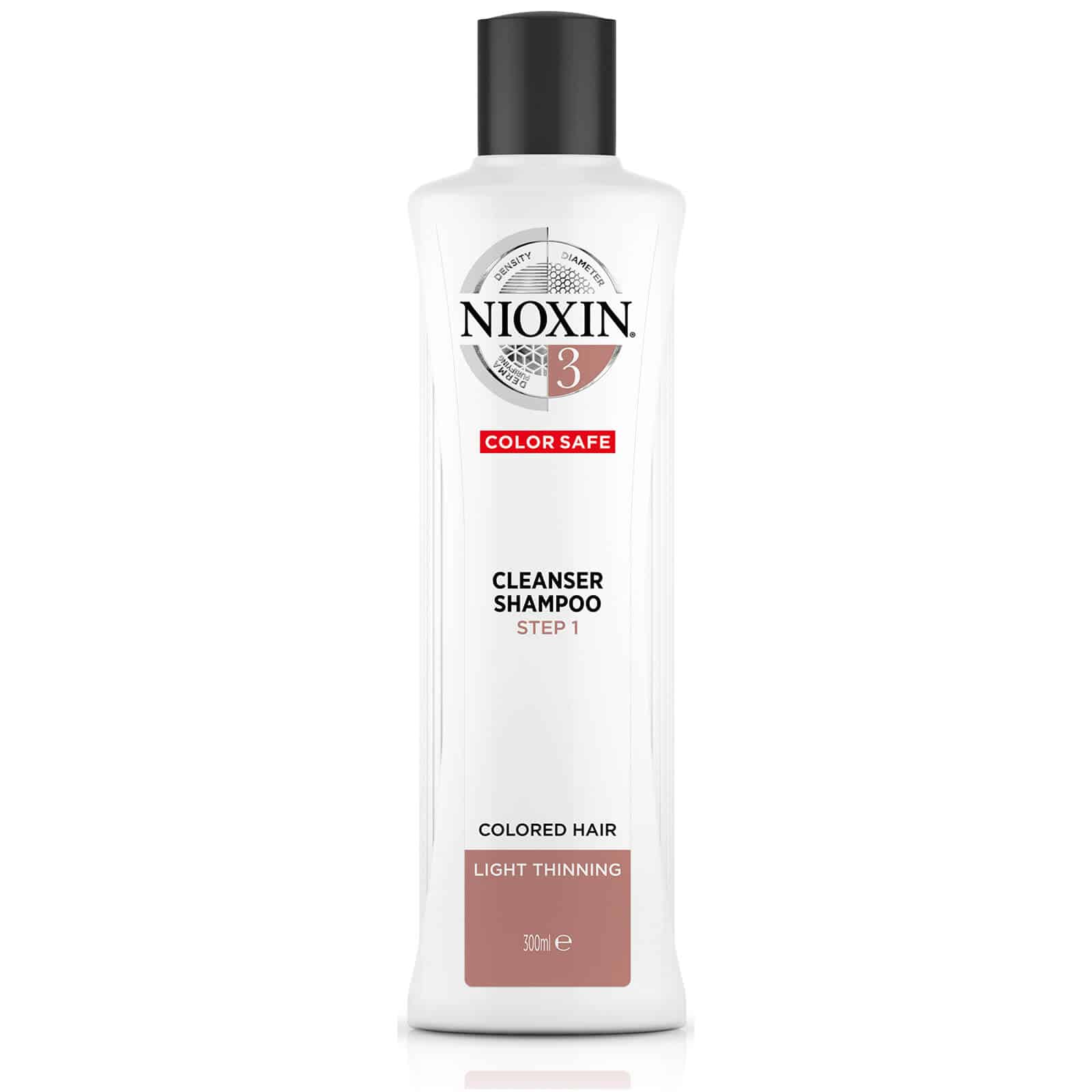 Nioxin System 3 Cleanser Shampoo