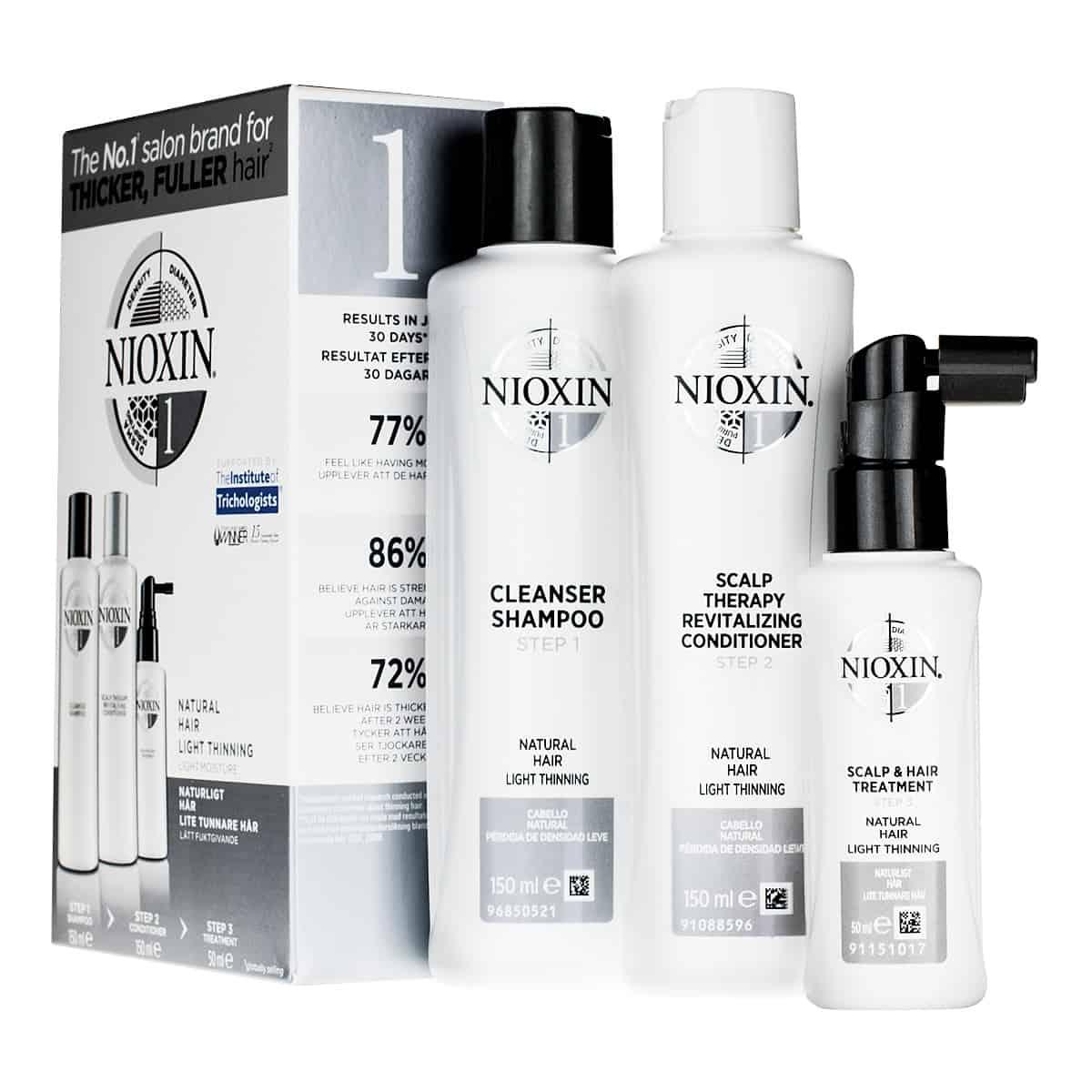 Nioxin System 1 Kit