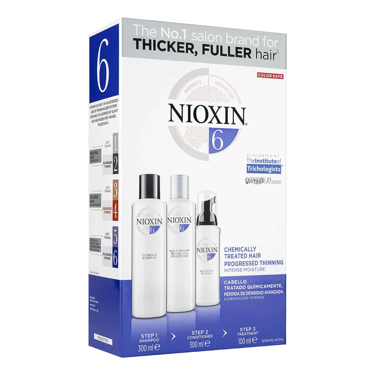 Nioxin System 6 Kit