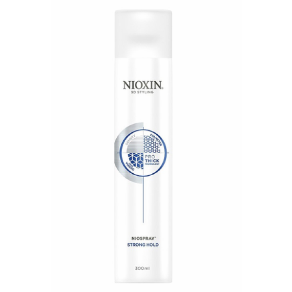 Nioxin 3D Styling Niospray Strong Hold Hairspray