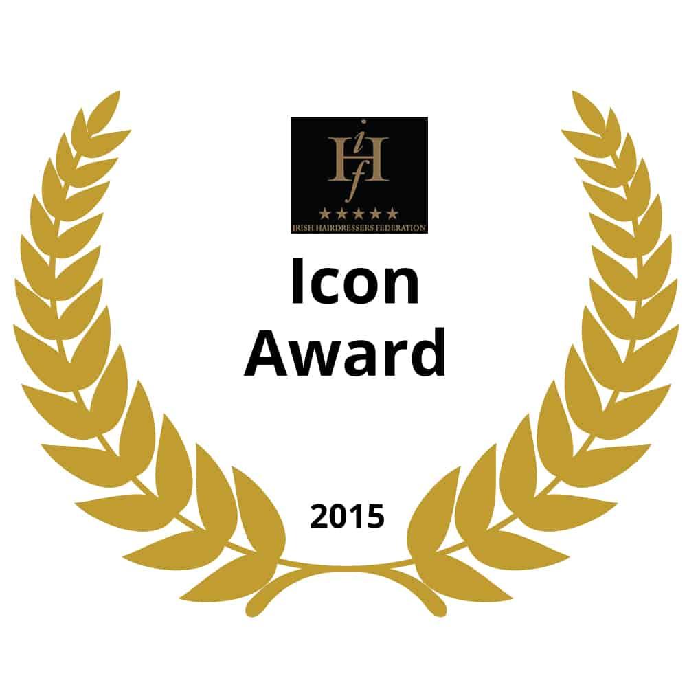 Irish-Hairdressing-Federation-Icon-Award-2015